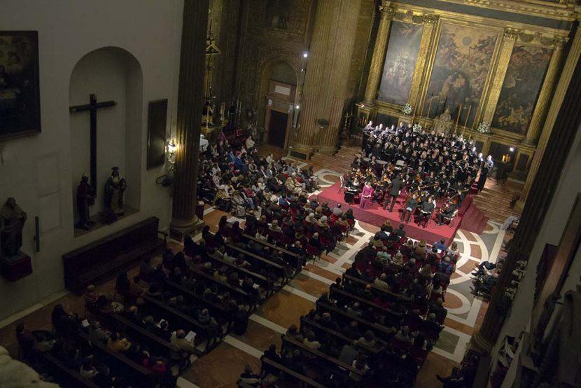 OSA Requiem Mozart Anunciacón