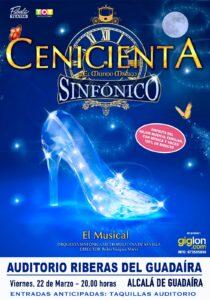 Programa 4- Musical La Cenicienta @ Auditorio Riberas del Guadaira | Alcalá de Guadaíra | Andalucía | España