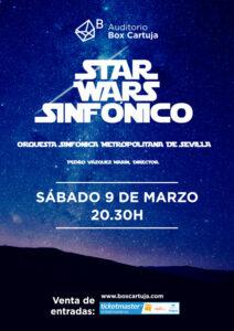 Programa 3 - Star Wars Sinfónico @ Auditorio Box Cartuja | Sevilla | Andalucía | España