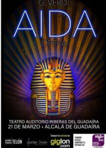 Programa 2 - Ópera Aida Verdi @ Auditorio Riberas del Guadaira